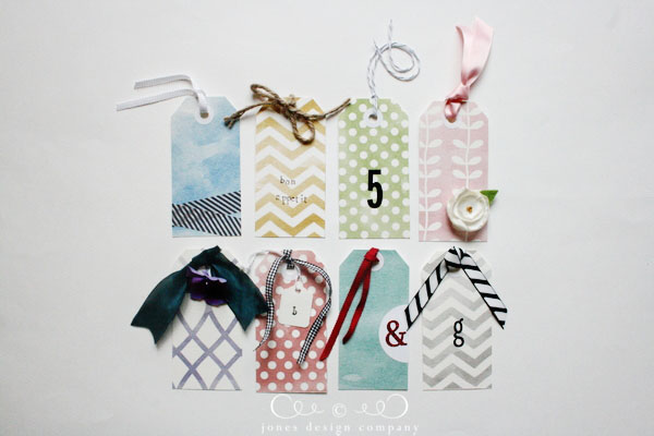 gift tags to make from printable paper