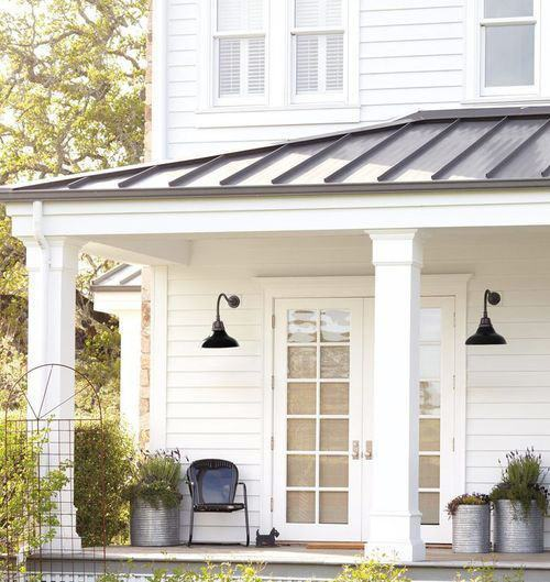farmhouse inspiration jones design company ForFarmhouse Metal Roof