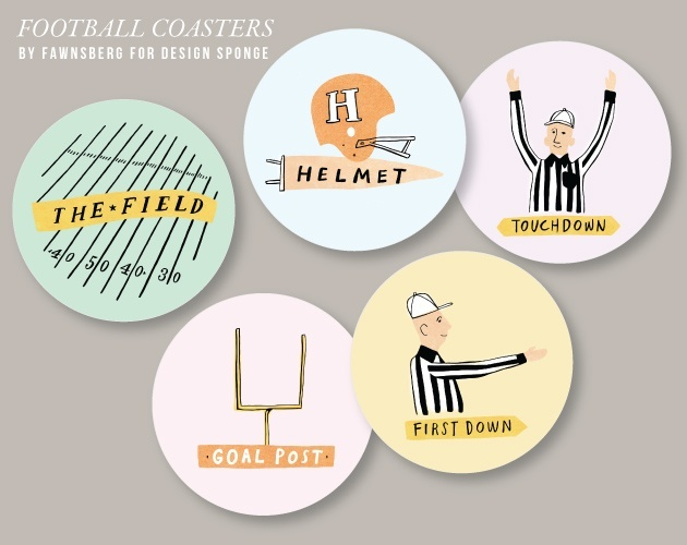 football-coasters-from-design-sponge