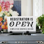 graphic design class registration is open / jones design company