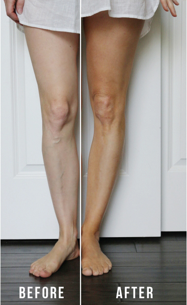 Using Self Tanner Before And After Jones Design Company