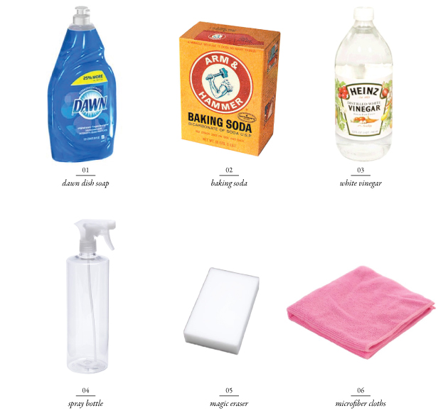 supplies-for-cleaning-range